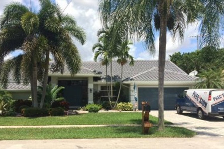 Exterior painting coral springs florida