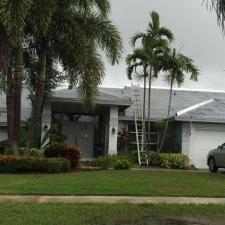 Exterior painting coral springs florida 1