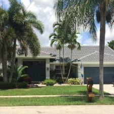 Exterior painting coral springs florida 2