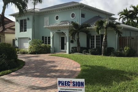 Exterior painting fort lauderdale florida