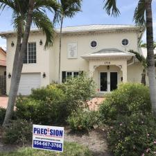 Exterior painting fort lauderdale florida 1