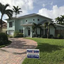 Exterior painting fort lauderdale florida 8